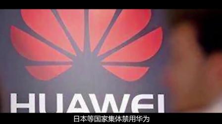 拒绝华为后英国日本等11个国家百万手机无法上网! 新供应商背锅