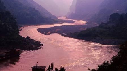 """唯一没有污染的长江支流, 每逢暴雨就会""""流血"""""""