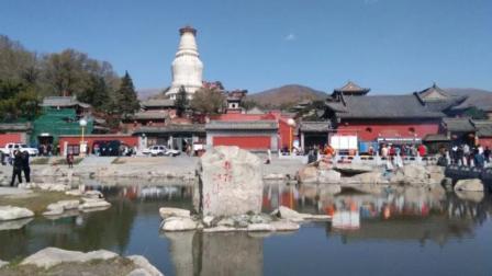 全国唯一汉藏共存的佛教名山 世界五大佛教圣地之首 就藏在山西