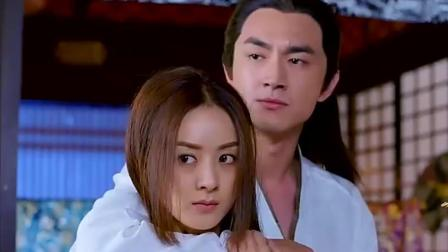 楚乔传: 想走, 宇文玥从后面抱住了她, 好甜啊!