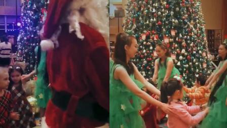 福建福州香格里拉大酒店 慈善圣诞亮灯仪式