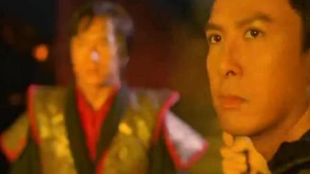 成龙和甄子丹的这段打斗, 放到现在至少值10个亿大家没意见吧