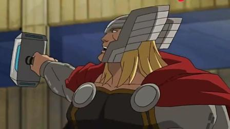 终极蜘蛛侠, 蜘蛛侠联手复仇者对抗毒液军团, 拯救绿巨人和雷神