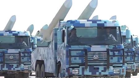 中国只有2500枚导弹不够一次使用? 美智库: 用80枚