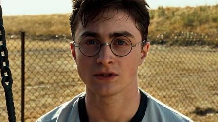 《哈利·波特与凤凰社》摄魂怪突袭麻瓜世界,哈利施法救表哥