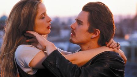 陌生男女一见钟情相约共游维也纳, 成就影史上最美的一夜爱情, 爱在黎明破晓前