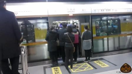 中国地铁最发达的四座大城市, 地铁网纵横交错