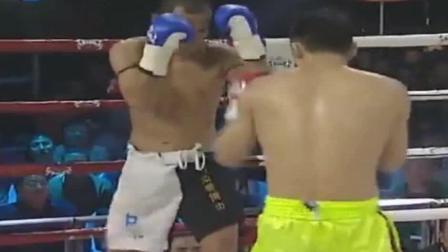 泰国拳王来华疯狂挑衅, 扬言中国勇士见一个打掉