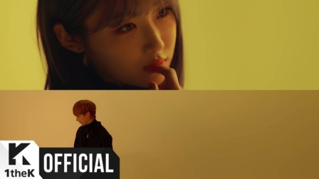 [官方预告] SON DONGWOON(Highlight) X SEORYOUNG(GWSN) _ Color me