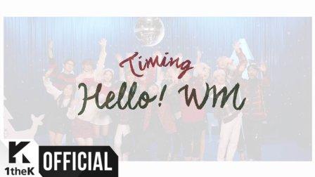 [官方MV] B1A4,OH MY GIRL,ONF_Timing
