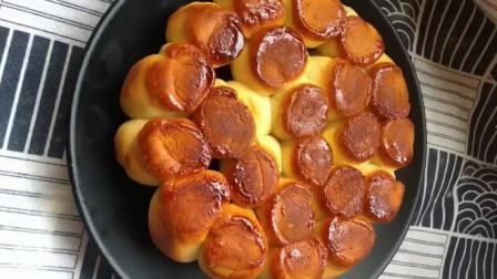家庭版的蜂蜜小面包, 松软好吃, 做法简单, 家人孩子都很喜欢的