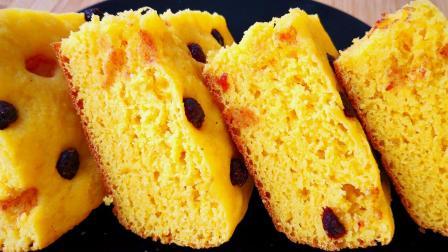 玉米面里加一袋牛奶, 不用蒸, 不用烙, 不用烤, 筷子一搅比蛋糕好吃