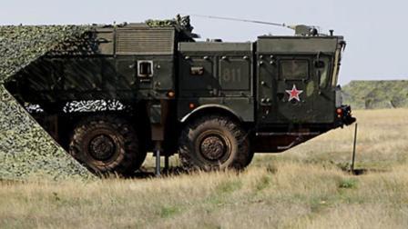 俄罗斯大批中程战术导弹现身克里米亚