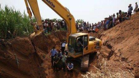 河南一处农田塌方, 发现168座墓, 考古队兴奋的说