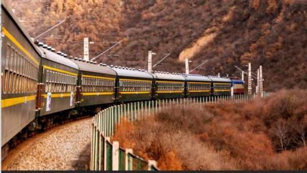 【宝成铁路】6063次秦岭站交汇K246次, 七里坪站待避T7次、K548/5次