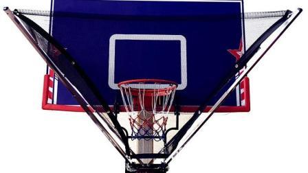 投篮训练网组装视频