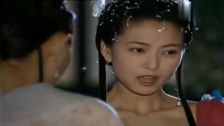 秦王李世民传奇, 若惜公主不愿出嫁李建成, 以绝食相要挟