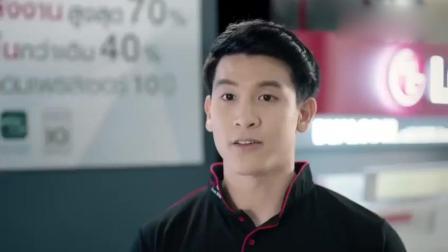 创意广告: 泰国广告脑洞不是一般的大, 这样的空调你值得拥有