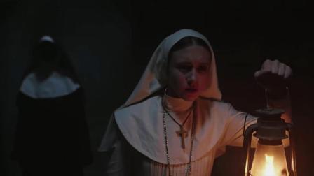 鬼修女: 一整个强大魔王等级的恶灵角色, 介绍主人公早期一段秘密