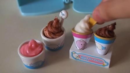 想吃冰淇淋不用买, 在家教你自制迷你冰淇淋, 做法简单超美味!