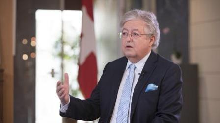 瑞士驻华大使: 坚持改革开放, 中国前景光明