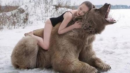 5个人与动物不寻常的特殊关系!