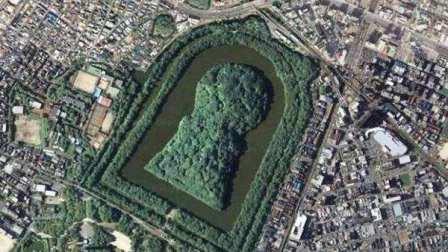 日本天皇古墓中的证据, 确认天皇是中国移民, 欧