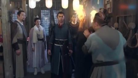 火王之破晓之战:店老板欺火王等人,火王一把火把他烧老实了!