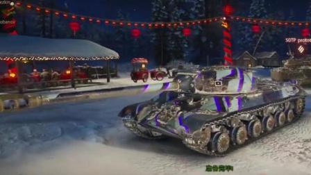 【World of Tanks】光头佬-3A练成绝世武功重出江湖啦