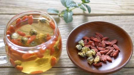 枸杞菊花茶的功效与作用有哪些? 喝枸杞菊花茶有什么好处?