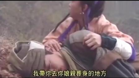 老版天龙八部最感人的片段, 当时看哭了无数人, 至今记忆犹新