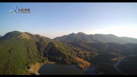 航拍广西《大容山国家森林公园》