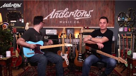 Fender FSR Limited Edition 50s Telecaster 试听测评