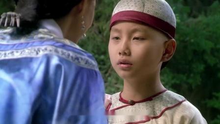 小男孩送了美女一个草帽,没想到多年以后,美女还了他一个江山!