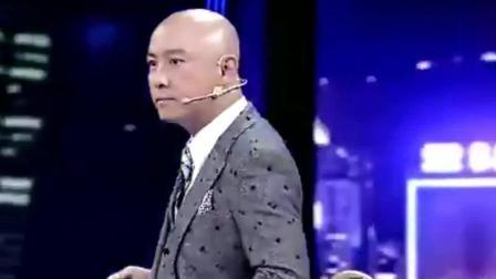 张卫健很励志的演讲, 听完他的演讲真是没什么理由去埋怨了!