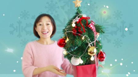 大惊小怪秀 第二季 一起做圣诞节漂亮的圣诞树吧