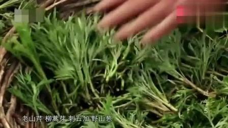 舌尖上的中国: 东北冬天来自大自然的馈赠, 实用! 吃的时候新鲜如初