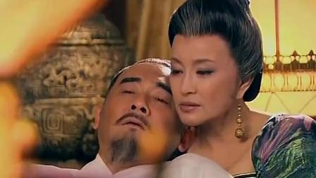 武则天秘史: 李治驾崩媚娘悲, 恩爱夫妻阴阳隔