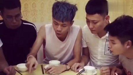 广西老表搞笑视频: 许华升让服务员拿酒来, 广东
