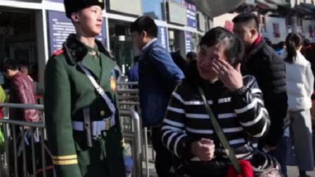 中国军人在站岗时, 为什么见到亲人也不能相认?