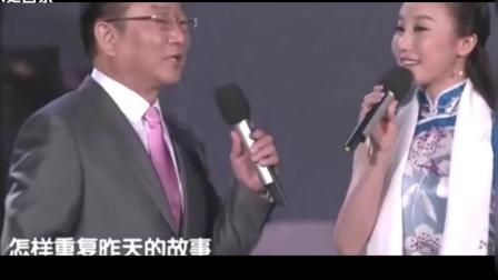 蒋大为唱《涛声依旧》, 完全不输原唱毛宁, 不愧是国家一级演员
