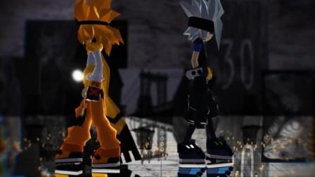 凹凸世界 第一季 日语版 全员黑二弹HYBRID