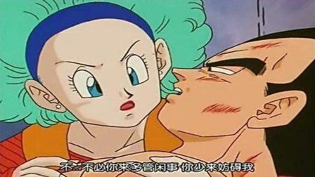 龙珠: 布尔玛最后为什么选择的是贝吉塔!