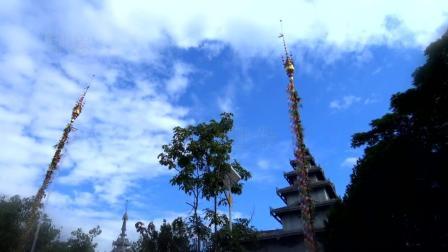 2018年德宏傣族开门节印象
