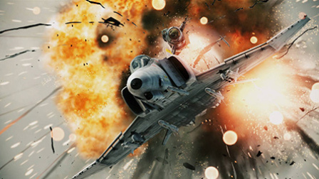 美军两架战机相撞 7人命悬一线