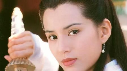 """李若彤大方谈论爱情观, 称最不喜欢""""王语嫣"""", 并直言: """"王语嫣一点性格都没有。"""