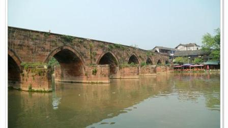 四川奇迹老桥, 炸不毁震不塌, 究竟是何原因?
