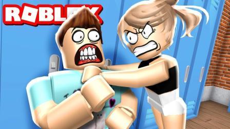 小格解说 Roblox 杀手模拟器: 可怕杀手小姐姐! 猜猜究竟谁是杀手?