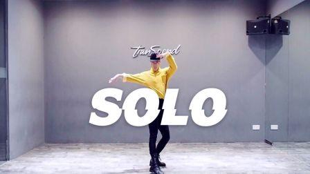 Jennie《Solo》舞蹈教学练习室【TS DANCE】