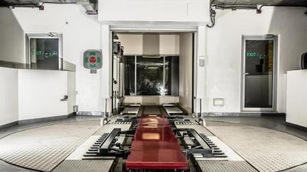 停车机器人全自动立体车库